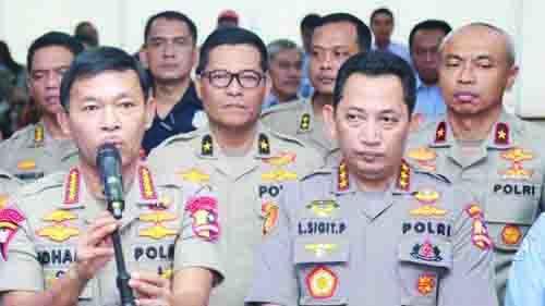 Tiga Kelompok Penolak Komjen Listyo Sigit Prabowo