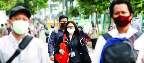 Covid-19 Indonesia, Prediksi Ketum IDI Sepuluh Hari ke Depan Mengerikan