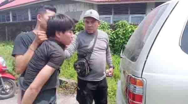 Pria Viral Tiktokan Sambil Pegang Narkoba Tertangkap