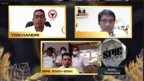 Semen Padang Umumkan Pemenang SPIE 2019-2020, Analisa Benefit Capai Rp 46,1 Miliar