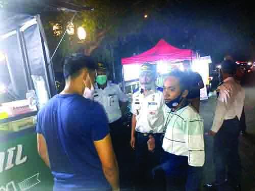 Kepala UPT Parkir Ancam Pengontrak Tak Patuh Aturan, Izin Dicabut