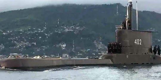 TNI AL Libatkan SKK Migas untuk Mengangkat KRI Nanggala-402