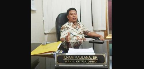 Dipanggil Polisi Terkait Dugaan Penyelewengan Dana Pokir, Ilham Maulana kembali Mangkir karena Kunker