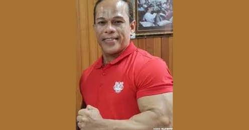 Atlet Binaraga Sumbar, Iwan Samurai, Atlet Butuh Dana Latihan, Bukan Kunjungan