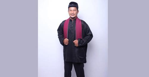 Mantan Pemred Posmetro Padang Sukri Umar Bagala Dt Pado Basa