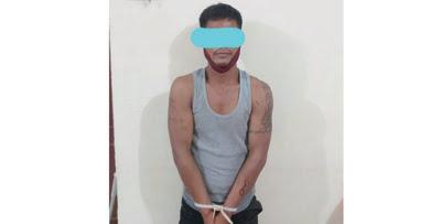 Pria Bertato jadi Spesialis Pencuri Barang Jemaah Masjid di kawasan Kota Payakumbuh, Beraksi saat Korban Shalat